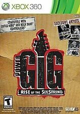 Power Gig: Rise of the SixString GAME (Xbox 360)
