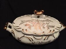 NORCREST FINE CHINA 50TH ANNIVERSARY TRINKET BOX MADE IN JAPAN-SALE PRICE