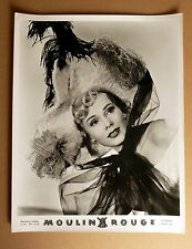 ZSA ZSA GABOR * MOULIN ROUGE - EA-AUSHANGFOTO #1 German Lobby Card 1953 RAR