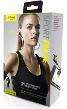 Jabra Sport Pulse Bluetooth In-Ear Wireless Headset - Heart Rate Monitor