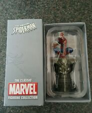 Eaglemoss Marvel Classic**SPIDER-MAN ROOFTOP SUBSCRIPTION ONLY FIGURINE** New