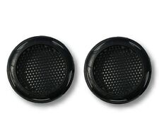 """2"""" Speaker GRILL ONLY PAIR for VX-D50 and VX-120 Vidsonix Speakers NEW """"Sun"""" SS"""