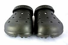 Crocs Uber Light Prepair II Black Mens 4 Women's 6 Clog Croslite Athletic