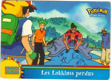 POKEMON Carte TOPPS n° OR1 - Les Lokhlass perdus