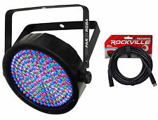 Chauvet SlimPAR 64 RGBA Compact DMX Wash Light + FREE 25FT Cable