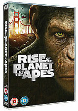 Rise Of The Planet Of The Apes (DVD, 2011) NEW/SEALED