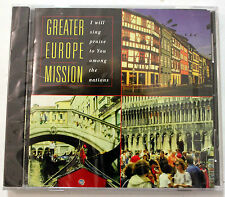 Greater Europe Mission: I Will Sing Praise to You Among the Nations