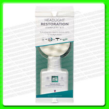 Autoglym Headlight Restoration Restorer Cleaning Kit [HRSKIT]                 2P