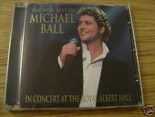 CD Album: Michael Ball : In Concert Royal Albert Hall