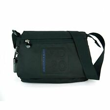 MANDARINA Duck md20 Borsa Messenger 16tt6 BLACK NERO
