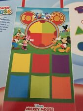 Mickey Mouse Clubhouse Door Organizer With Accessories NIB
