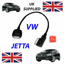 NEW VW JETTA MDI 000051446J iPhone iPod 4th Generation Audio Cable with Tagging
