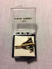 General Dynamics F-16XL Hat Lapel Pin Tie Tack Jewelry Service Award