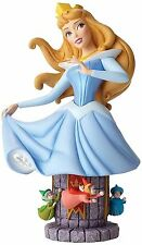 WALT DISNEY GRAND JESTER STUDIOS BUST AURORA SLEEPING BEAUTY 4050097 NEW BOXED