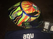 AGV K3 5 Continents FULL FACE  Valentino ROSSI MOTORCYCLE HELMET five Large L