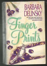 Finger Prints By Barbara Delinsky,HaperPaperback,F.P.May 1992,C.R.1984,P.Y.2003