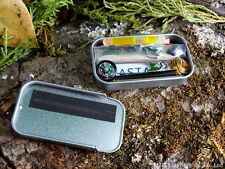 MD MINI/MICRO SLIDE TOP LID SURVIVAL/BUSHCRAFT KIT CAMPING BUSHCRAFT EDC HIKING