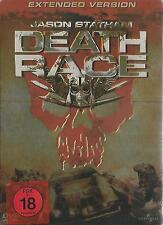 DVD - Death Race - Extended Version (Steelbook) / #7216