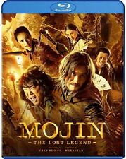 Mojin: The Lost Legend (Blu-ray) Shu Qi/Chen Kun/Angelababy/Martial Arts NEW