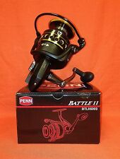 PENN Battle II 6000 Spinning Reel Gear Ratio 5.6:1 #BTLII6000 (1338221)