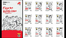 Portugal - Postfris/MNH - Booklet Historical Figures Benfica Football Club 2016