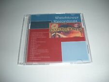 Watchtower Original Recordings Judge Rutherford, Suiter,  on CD Jehovah IBSA