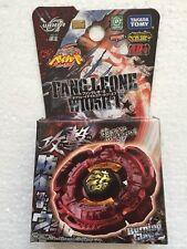 Takara Tomy Japanese Beyblade Metal Fusion WBBA Fang Leone Burning Claw W105R2F