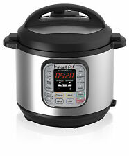 Instant Pot Duo 80 V2 8 Litre 220-240v 1200W Electric Pressure Cooker, NEW