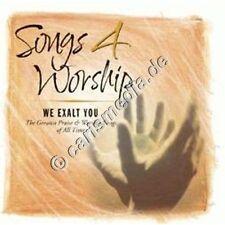 DCD: SONGS4WORSHIP: We Exalt You *NEU*