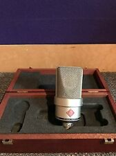 MINT! Neumann TLM103 Condenser Cable Professional Microphone w/case