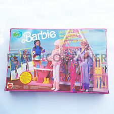 VINTAGE BARBIE MATTEL - Ski Shop - Boutique Ski Fun - Negozio - MISB NEW