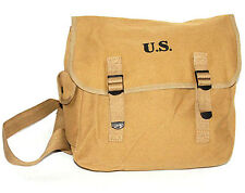 Military US Army M1936 M36 Musette Field Bag Back Pack Haversack