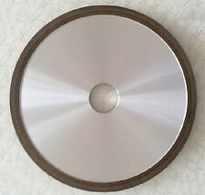 125 x 10mm Diamond Grinding Wheel Grit 400
