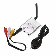 5.8G wireless FPV RX RECEVIER 5.8GHZ 8CH VIDEO Receiver RC305 FPV fr Transmitter