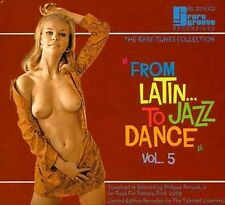 From Latin To Jazz Dance Vol 5 - New Factory Sealed CD
