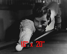 Richard Dreyfus~Shooting Pool~Pool~Pool Hall~Playing Pool~Poster~16x20 Photo