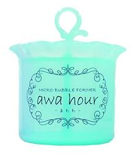 awa hour Micro Bubble Face Wash Foamer Green Best seller in Japan F/S Tracking!!
