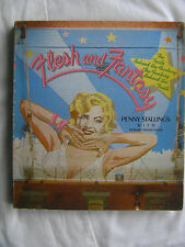 """Unusual Book of Hollywood Gossip & Pics """"Flesh & Fantasy"""" by Penny Stallings"""