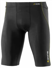Skins Compression A400 Mens Half Tights * BRAND NEW + 2 Colours + FREE POSTAGE *