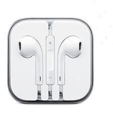 Genuine Original OEM APPLE iPhone 5 6 Plus EarPods Earphones w/ Remote & Mic