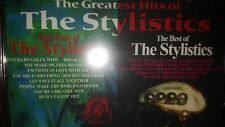 The greatest hits of the stylistics rare cd