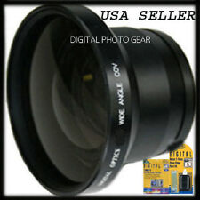 0.43X Wide Angle + Macro Lens For SONY Alpha A33 A55 A330 A230 A100 A200 A350
