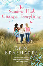 The Summer That Changed Everything, Ann Brashares