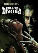Count Dracula (2015, REGION 1 DVD New)