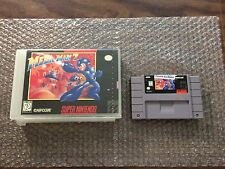 Mega Man 7 VII (Super Nintendo, SNES) Authentic - HAS WEAR