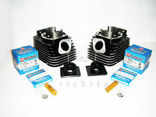 NEW PISTON CYLINDER KIT WITH AIR INTAKE MANIFOLDS FOR YAMAHA RD 350 RD350 R5