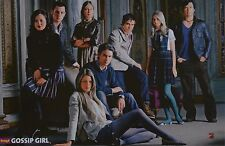 GOSSIP GIRL - A3 Poster (ca. 42 x 28 cm) - Clippings Fan Sammlung NEU