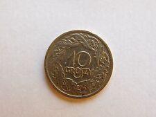 Poland 10 Groszy -1923 /II Rzeczpospolita/ Nikiel