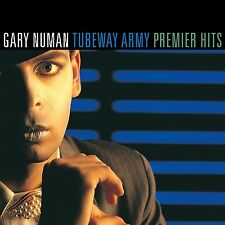 GARY NUMAN - TUBEWAY ARMY PREMIER HITS 2 VINYL LP NEU