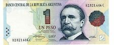 ARGENTINA NOTE 1994 1 PESO CONVERTIBLE Series C - P#339b - B#3008a